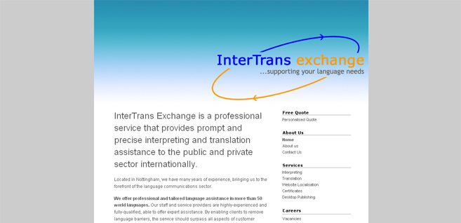 intertrans-exchange